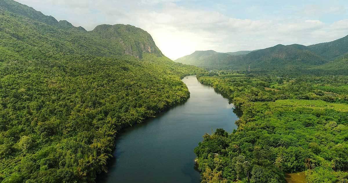 Река Квай из Паттайи