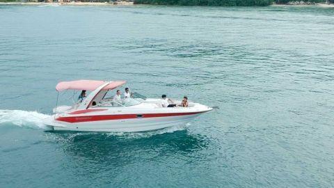 Моторный катер Crowline 32