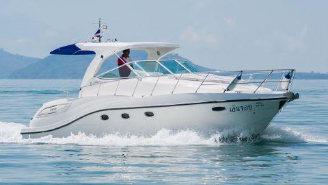 Спортивная яхта N Joy 36